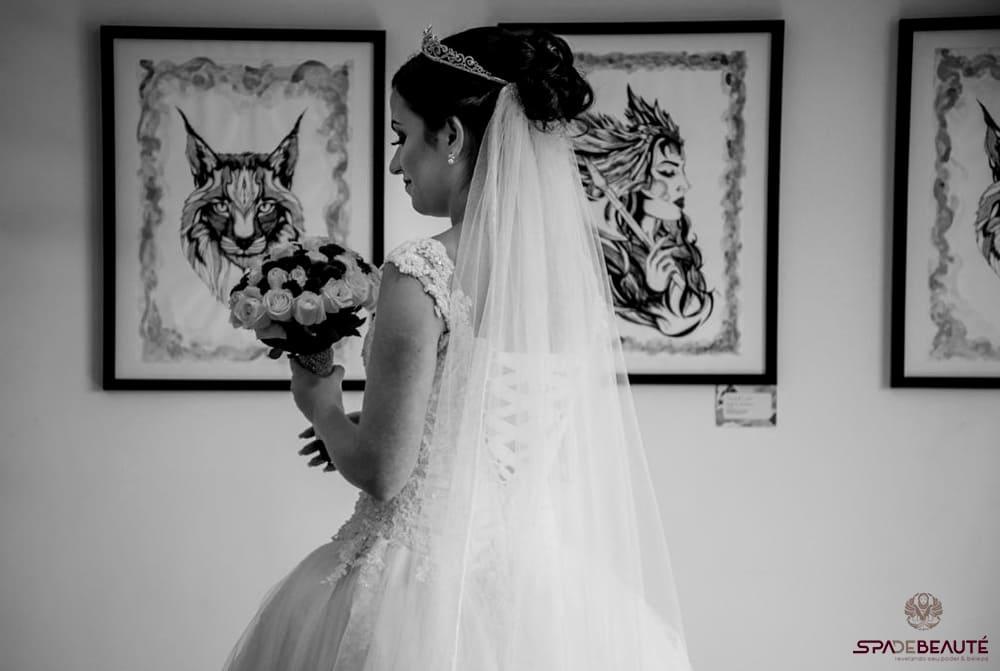 Noivas no Spa de Beauté