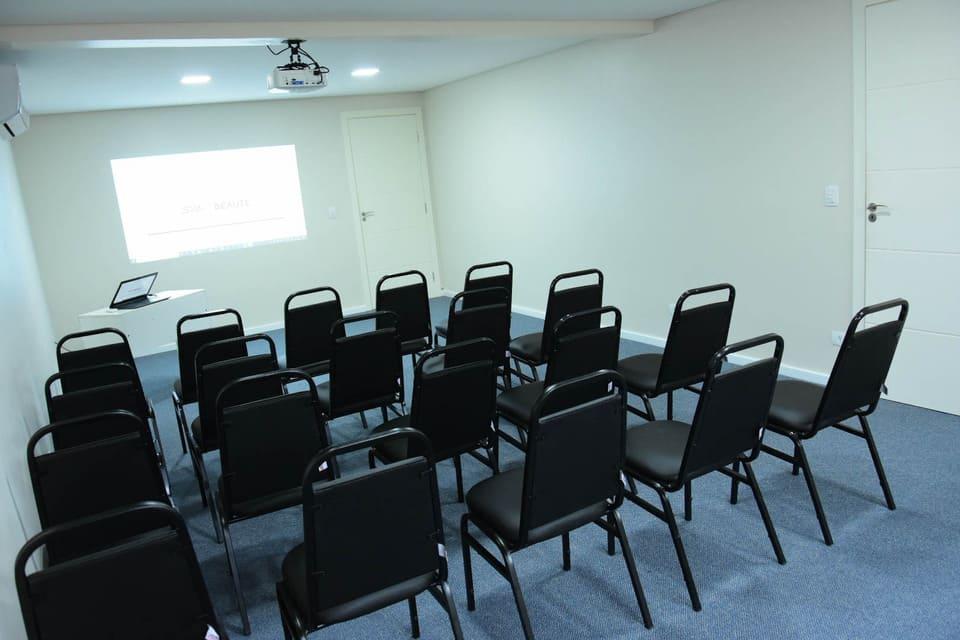 Sala AUDITÓRIO - Coworking - Spa de Beauté