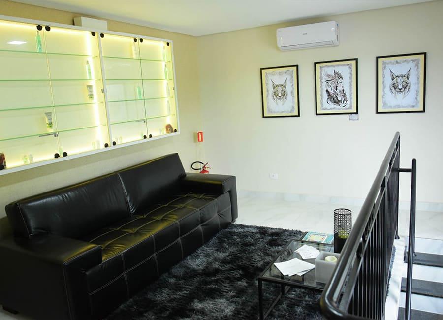 Sala de espera - Spa de Beauté